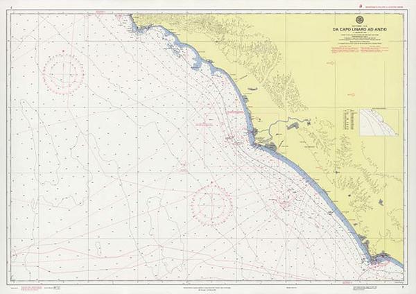carta nautica anzio gratis